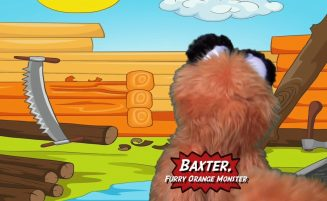 Comments from the Koala 60: The Proper Use of Tools – with Baxter!