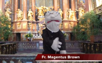 Comments from the Koala 29: Fr. Magentus Brown, Spiritual Director