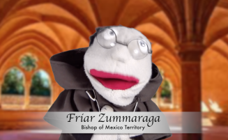 Coming Soon: The Story of Our Lady of Guadalupe:  Friar Z